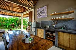 one bedroom villa with pool bali